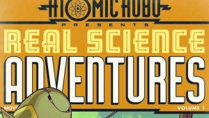 'Atomic Robo Presents: Real Science Adventures Volume 1' - Advance Trade Paperback Review