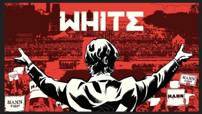 Fanbase Press Interviews Kwanza Osajyefo on the Launch of the 'WHITE' Kickstarter Campaign