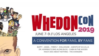 Fanbase Press Announces Programming for WhedonCon 2019, with a Focus on 'Serenity: Leaves on the Wind,' Crafting, Mythology and More