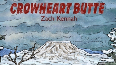 Fanbase Press Interviews Zach Kennah on the Release of the Graphic Novel, 'Crowheart Butte'