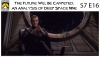 The Future Will Be Carpeted: An Analysis of 'Deep Space Nine (S7E16)'