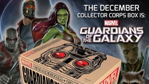 Stagedork83 Wants YOU to Join the Marvel Collector Corps: December 2015 Unboxing