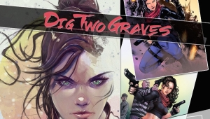 #CrowdfundingFridays: 'Dig Two Graves #2'