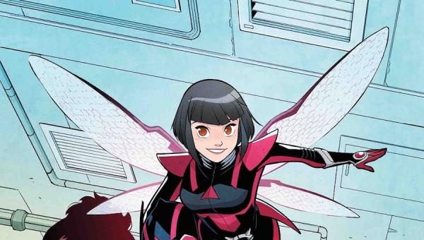 Fanbase Press Interviews Writer Jeremy Whitley on the Return of 'The Unstoppable Wasp'