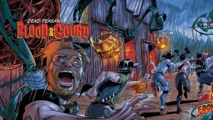 'Blood and Gourd #2:' Comic Book Review
