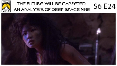 The Future Will Be Carpeted: An Analysis of 'Deep Space Nine (S6E24)'