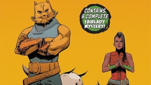 'Fairlady #1:' Advance Comic Book Review