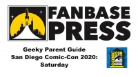 Your Geeky Parent Guide to San Diego Comic-Con (Comic-Con@Home) 2020: Saturday