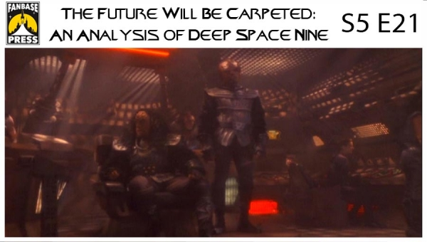 The Future Will Be Carpeted: An Analysis of 'Deep Space Nine (S5E21)'