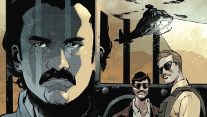 'Narcos #1:' Advance Comic Book Review