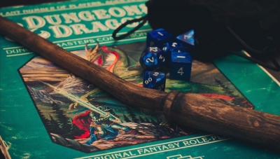 This Year, I'm Thankful for . . . Tabletop Gaming and 'Dungeons and Dragons'