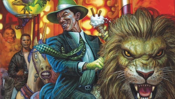 'American Gods: Shadows #5' - Advance Comic Book Review