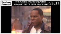 The Future Will Be Carpeted: An Analysis of 'Deep Space Nine (S3E11)'
