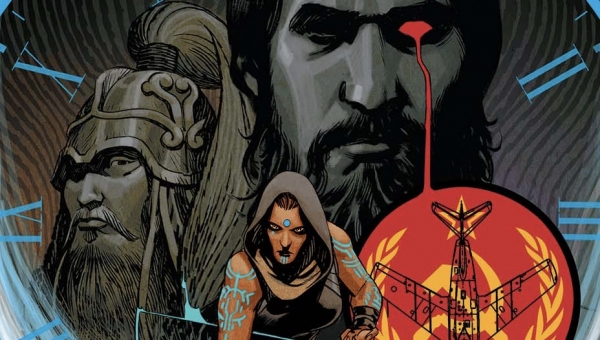 Fanbase Press Interviews Stephanie Phillips on 'Artemis and the Assassin' from AfterShock Comics