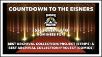 Countdown to the Eisners: 2020 Nominees for Best Archival Collection/Project (Strips) & Best Archival Collection/Project (Comics)