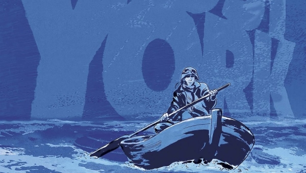 'Post York:' Advance Graphic Novel Review