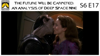The Future Will Be Carpeted: An Analysis of 'Deep Space Nine (S6E17)'