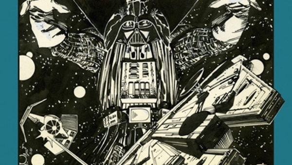 'Walter Simonson's Star Wars Artist Edition:' Hardcover Review