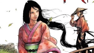 'Samurai: Brothers in Arms #2' - Comic Book Review