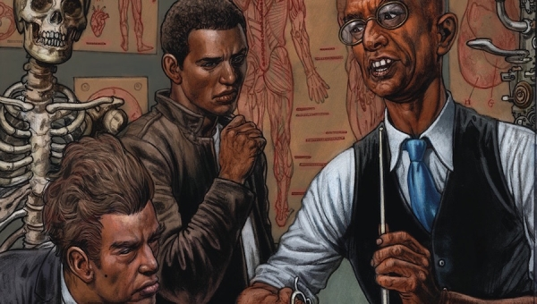 'American Gods: Shadows #8' - Advance Comic Book Review