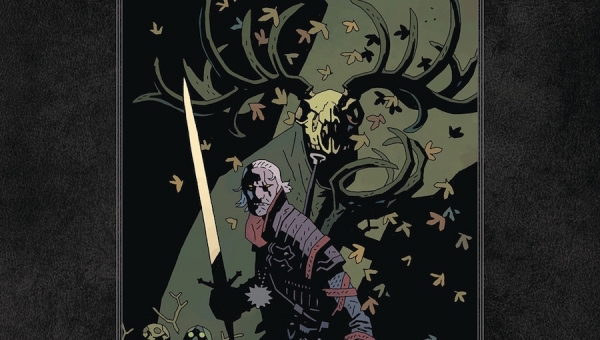 'The Witcher: Library Edition - Volume 1' - Advance Hardcover Review