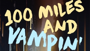 Fanbase Press Interviews CT Phipps on His Latest Novel, '100 Miles and Vampin'