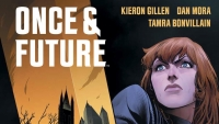 'Once & Future #4:' Advance Comic Book Review