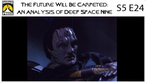 The Future Will Be Carpeted: An Analysis of 'Deep Space Nine (S5E24)'