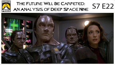 The Future Will Be Carpeted: An Analysis of 'Deep Space Nine (S7E22)'