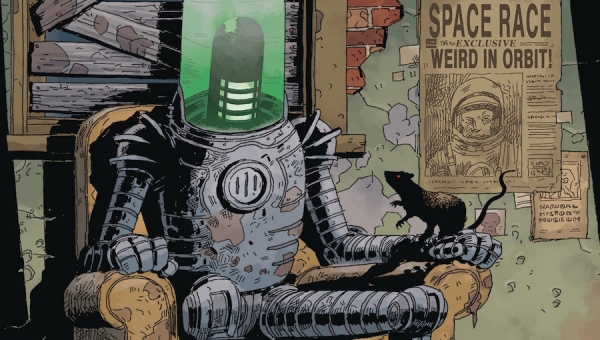 'Black Hammer: Age of Doom #9' - Comic Book Review