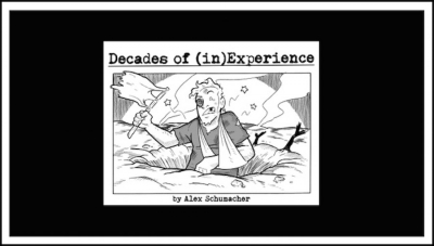 Fanbase Press Interviews Alex Schumacher on the Webcomic, 'Decades of (in)Experience'