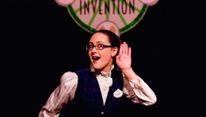'Wheel of Invention:' Theatre Review (Hollywood Fringe Festival 2016)