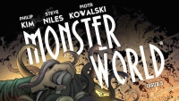 'Monster World #3:' Comic Book Review (War is Hell . . . Literally)