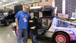 SVCC 2017: Oliver and Terry Holler of ToTheFuture.Org Prove That #GeeksCare