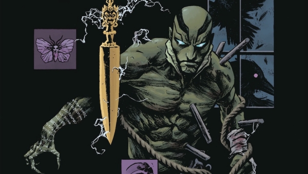 'Abe Sapien: The Drowning and Other Stories' - Advance Hardcover Review