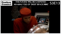 The Future Will Be Carpeted: An Analysis of 'Deep Space Nine (S3E13)'