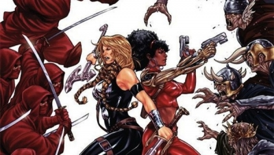 The New Marvel: 'The Fearless Defenders'