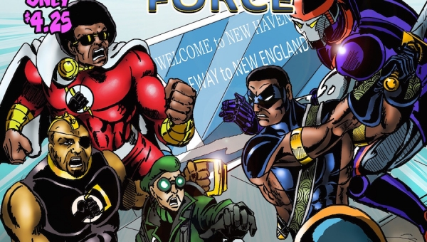 Fanbase Press Interviews Ted Shambaris on the Afro 'Stache Studios Comic Book Series, 'Poverty Pack'