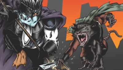 'Penguins vs. Possums: Volume Two' Is Now Available on ComiXology