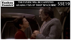 The Future Will Be Carpeted: An Analysis of 'Deep Space Nine (S5E19)'