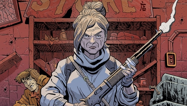 'Firefly: The Outlaw Ma Reynolds #1' - Comic Book Review