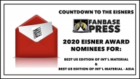Countdown to the Eisners: 2020 Nominees for Best U.S. Edition of International Material & Best U.S. Edition of International Material - Asia