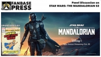Fanbase Feature: Panel Discussion on 'Star Wars: The Mandalorian - Season 2' (2020)