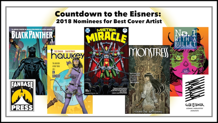 Fanbase Press - Countdown to the Eisners: 2018 Nominees for