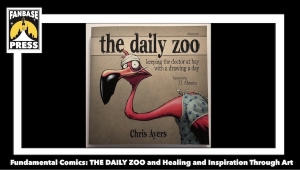 Fundamental Comics: 'The Daily Zoo' and Healing and Inspiration Through Art