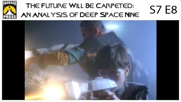 The Future Will Be Carpeted: An Analysis of 'Deep Space Nine (S7E8)'