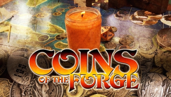 Fanbase Press Interviews Lauren Rock on Boonzy Arts' Coins of the Forge Kickstarter Campaign