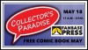 Celebrate Free Comic Book 'May' with Fanbase Press at Collector's Paradise (Pasadena)
