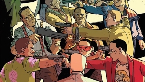 'Assassin Nation #1:' Advance Comic Book Review