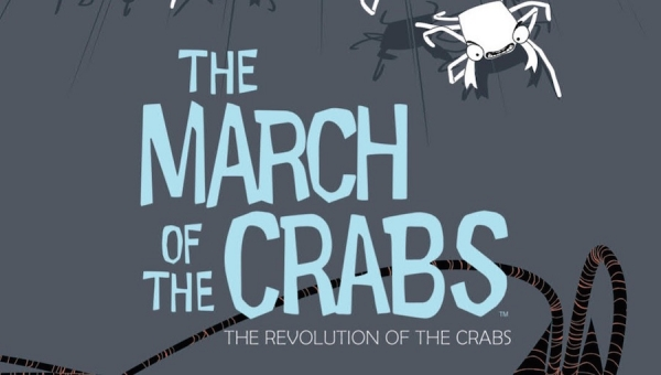 'The March of the Crabs Volume 3:' Hardcover Review